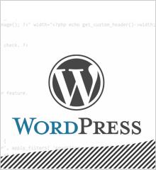 WordPressによるホームページ制作/WEBデザイン